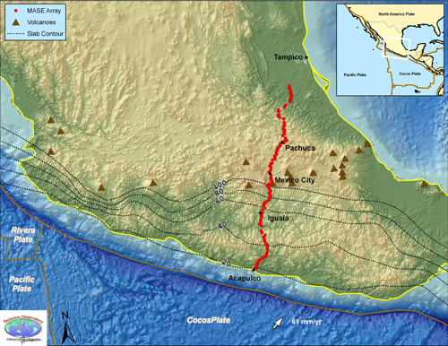 The Unusual Case Of The Mexican Subduction Zone